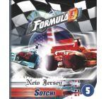 Formula D: új pályák - New Jersey és Szocsi kiegészítő