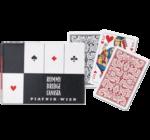 Piatnik Bécsi standard römi kártya 2*55 lap