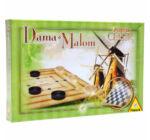 Piatnik Classic - Dáma és Malom társasjáték