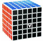 V-Cube 6x6 versenykocka, egyenes, fehér