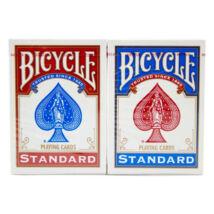 Bicycle Rider Back Standard Index kártya, dupla