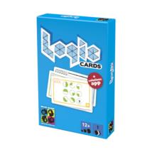 Brain Games Logic cards logikai kártya (kék)