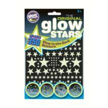 Brainstorm Glowstars 350 db-os foszforeszkáló csillagszett