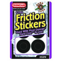 Duncan Friction Sticker 8db