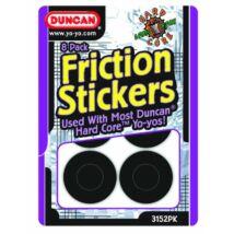 Duncan Friction Sticker, 8db