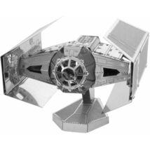 Metal Earth Star Wars Darth Vader TIE Fighter űrrepülője