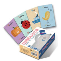 MABUSCA fejlesztő kártyajáték
