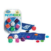 Thinkfun Math Dice Junior logikai társasjáték