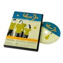 Kid-Jo zsonglőrlabda oktató DVD