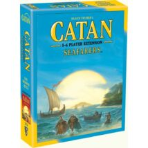 Catan: Seafarers 5&6 Player Extension, angol nyelvű