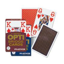 Piatnik 4 Indexes Opti Bridzs kártya
