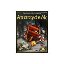 Piatnik Aranyásók Szabotőr kártyajáték