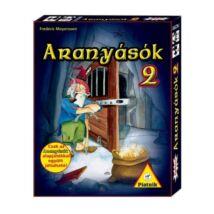 Piatnik Aranyásók 2. - kiegészítő kártyajáték
