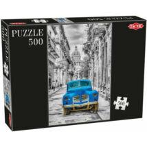 Kocsi 500 db-os puzzle