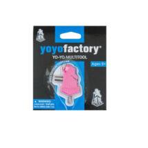 YoYoFactory Multitool yo-yo szerszám pink