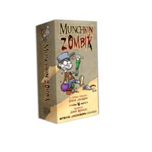 Delta Vision Munchkin - Zombik társasjáték