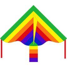 Invento Eco Line Simple Flyer Rainbow sárkány - 85 cm