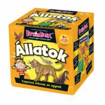 Brainbox Állatok logikai játék