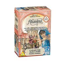 Alhambra 3. kiegészítés társasjáték