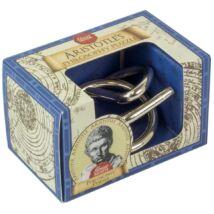 Nagy Elmék - Arisztotelész Filozófia Professor Puzzle mini ördöglakat