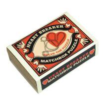 Heart Breaker Matchbox Professor Puzzle ördöglakat
