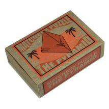 The Pyramid Matchbox Professor Puzzle ördöglakat