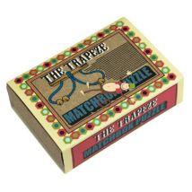 The Trapeze Matchbox Professor Puzzle ördöglakat