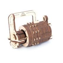 UGEARS Kombinációs zár - mechanikus modell