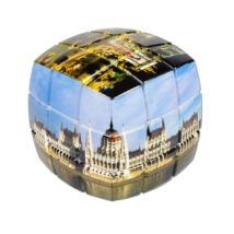 V-Cube 3x3 versenykocka, lekerekített, Hungary