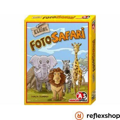 Abacus Fotós szafari társasjáték