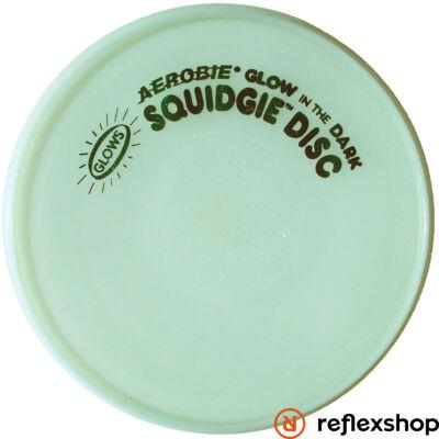 Aerobie Squidgie Disc foszforeszkáló frizbi