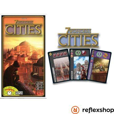 7 Wonders 7 csoda társasjáték - Cities kiegészítő