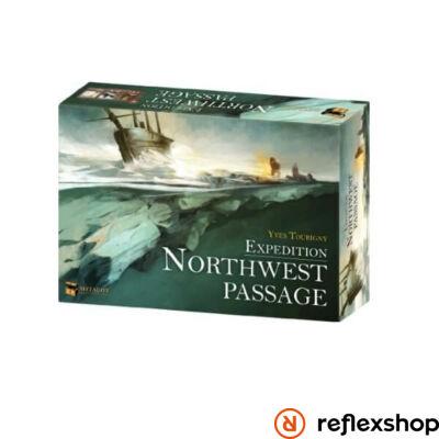 Asmodee Expedition: Northwest Passage társasjáték