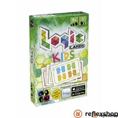 BG Logic Cards Kids logikai kártyajáték (gyerekeknek)