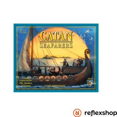 Catan Seafarers kiegészítő, angol nyelvű