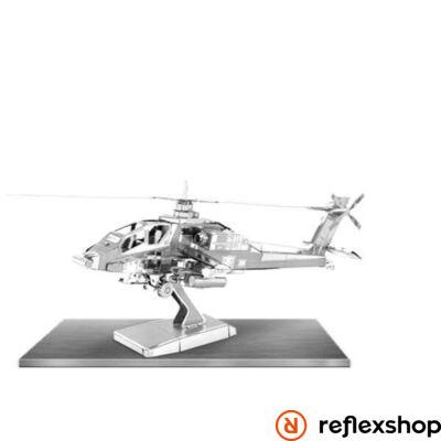Metal Earth Boeing AH-64 Apache helikopter