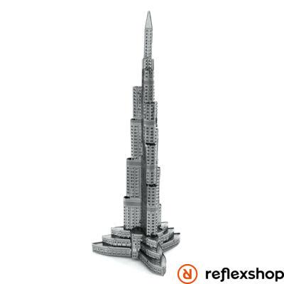 Metal Earth Burj Khalifa torony