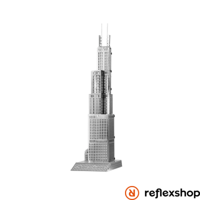 Metal Earth ICONX Sears Tower