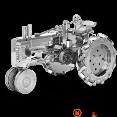 Metal Earth John Deere B modell traktor