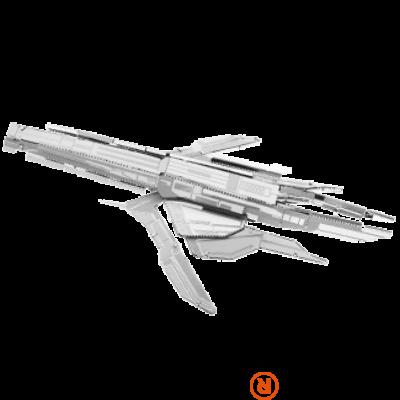 Metal Earth Mass Effect Turian Cruiser