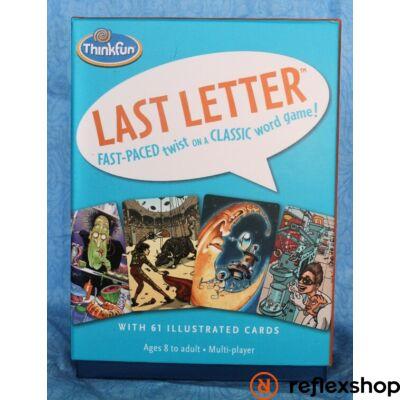 Thinkfun Last Letter - Utolsó betű