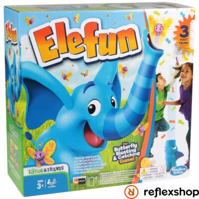 Elefun és Barátai lepkefújó elefánt, zenélő változat