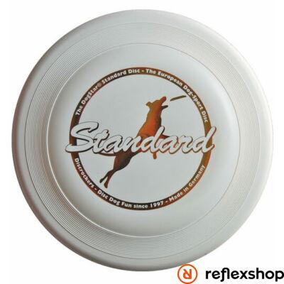 RockStar Standard kutyafrizbi fehér 19 cm 70g