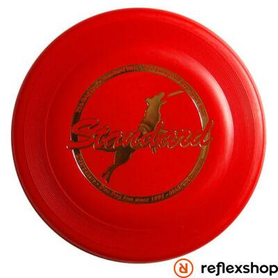 RockStar Standard kutyafrizbi piros 19 cm 70g