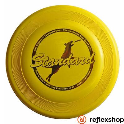 RockStar Standard kutyafrizbi sárga 19 cm 70g