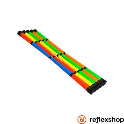 Henry's Beat ördögbot, bicolor, neon narancs-zöld