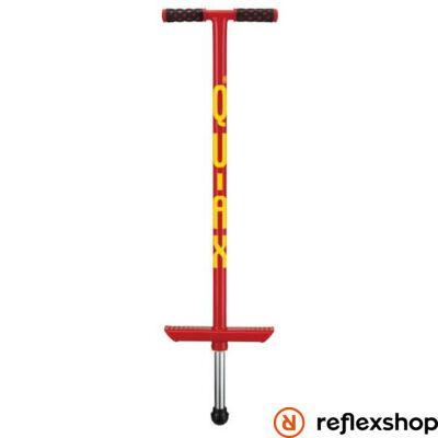 QU-AX Pogo-Stick ugráló bot 30kg 100cm piros