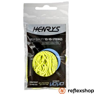 Henry's Yo-Yo zsinór szett 6db