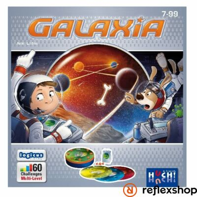 Huch&Friends Galaxia társasjáték