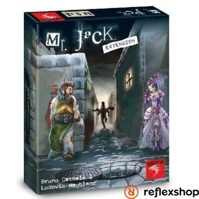Hurrican Mr. Jack társasjáték kiegészítő